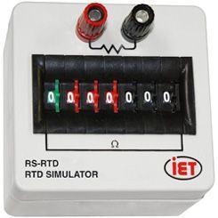 RS-RTD - Bộ mô phỏng RTD kháng