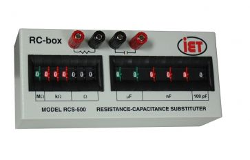 RCS Series kháng & điện dung hộp