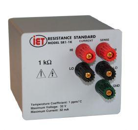 Điện trở hiệu chuẩn SR1-1K