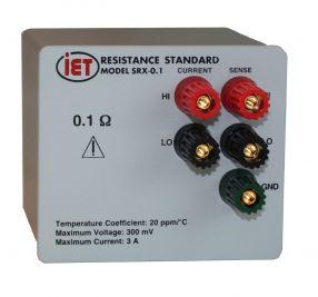 Điện trở chuẩn SRAC được thiết kế để sử dụng tại AC