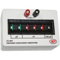 Hộp số thập phân điện dung CS-301