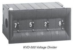 KVD-500 Bộ chia điện áp Kelvin-Varley